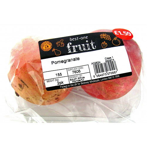 Best One Pomegranate PM £1.59