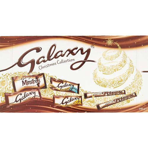 Galaxy Christmas Collection Selection Box 246g