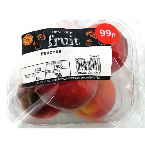 Best One Peaches PM 99p