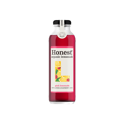 Honest Pink Lemonade
