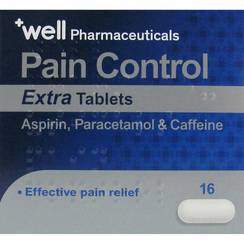 Well Pain Control Extra 16s