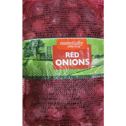 Essentially Catering Onions Red