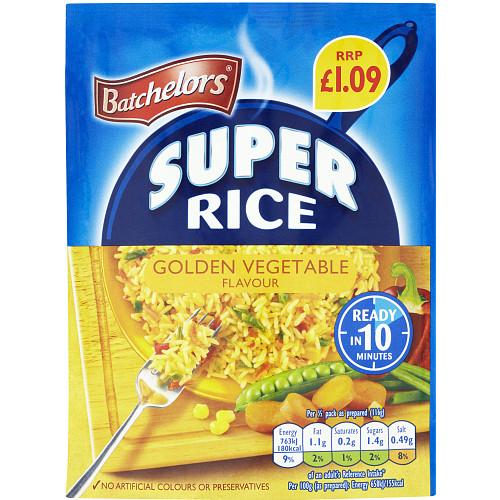 Batchelors Super Rice Gold PM £1.09