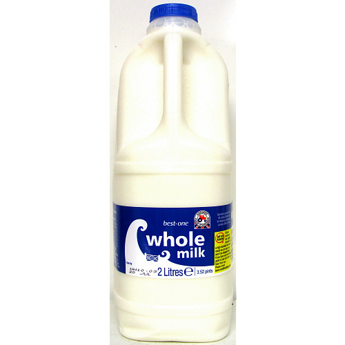 Fresh Life Milk Whole