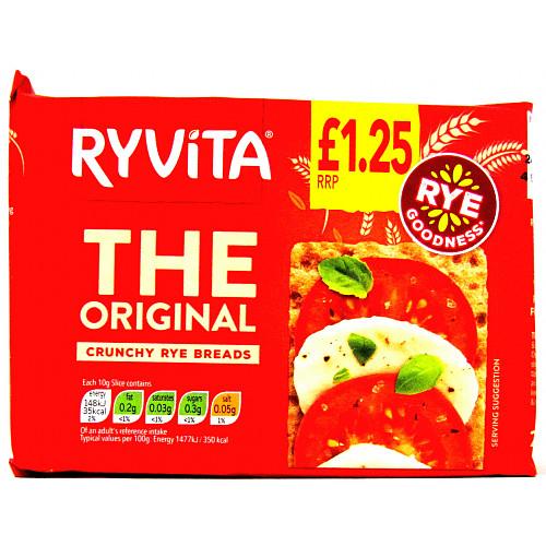 Ryvita Original PM £1.25