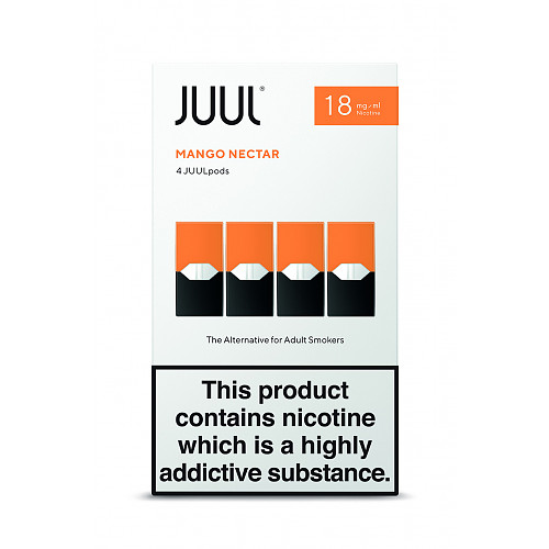 Mango 18mg/ml JUULpods (Pack of 4)