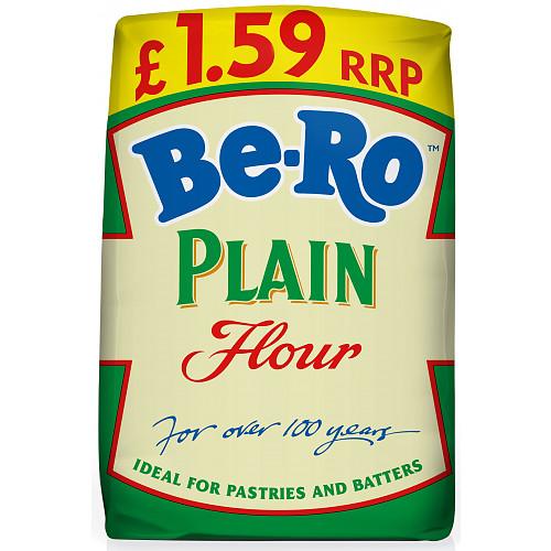 Bero Plain Flour PM £1.59