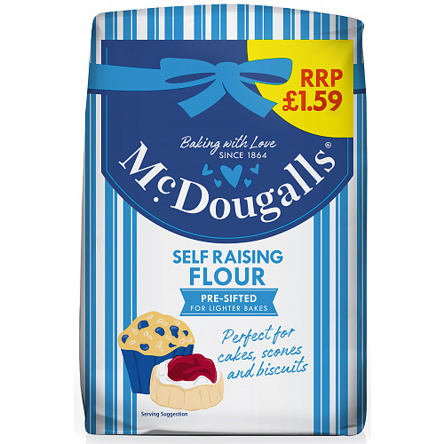 Mcdougals Self Raising Flour PM £1.59