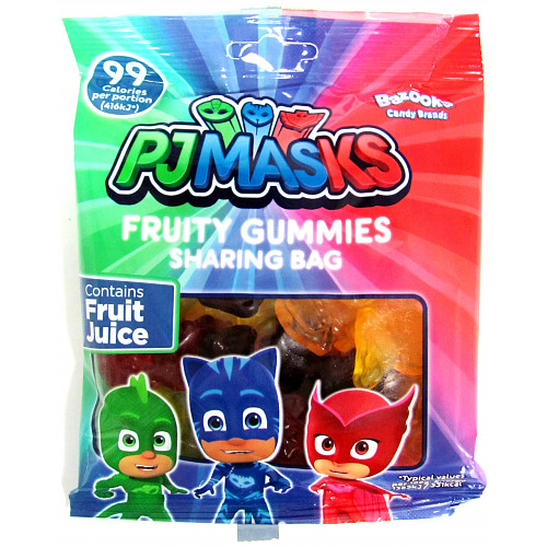 PJ Masks Fruity Gummies Sharing Bag 120g