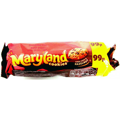 Maryland Choc Chip And Nut PM 99p