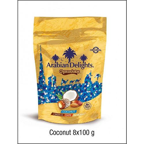 Arabian Delights Chocodate Coconut