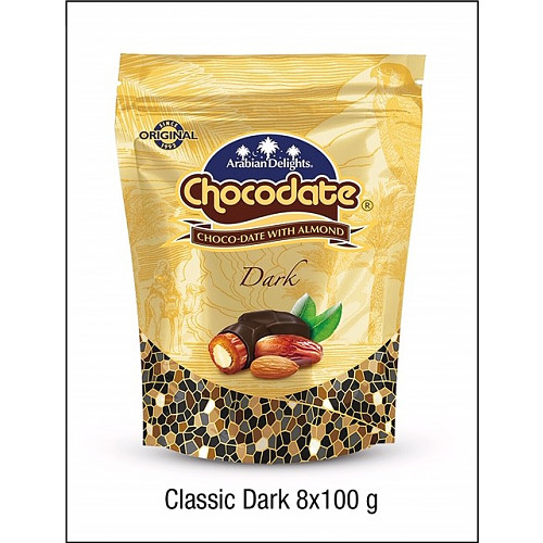 Arabian Delights Choco Date Dark