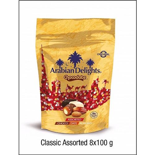 Arabian Delights Choco Date Assorted