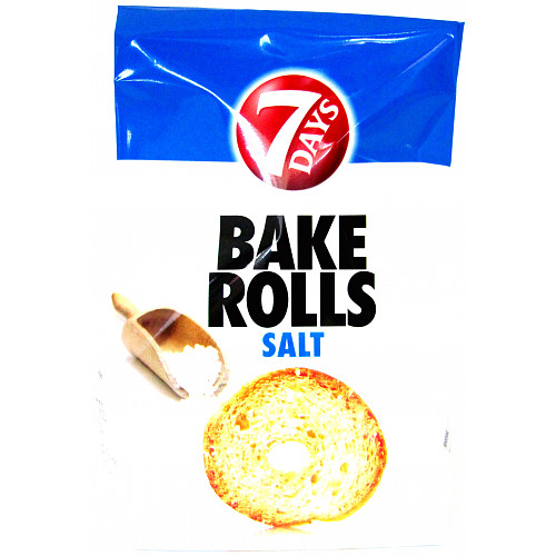 7Days Bake Rolls Salt