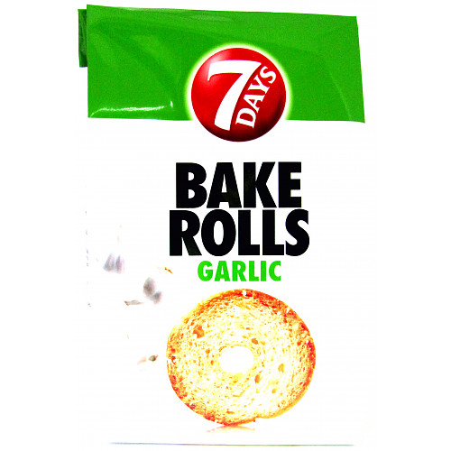 7Days Bake Rolls Garlic