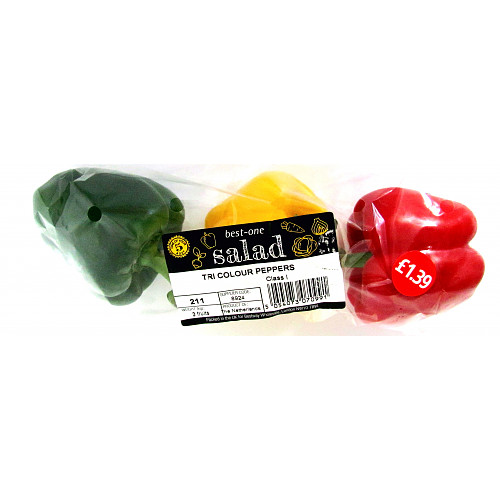 Bestone Tri Colour Pepper PM £1.39