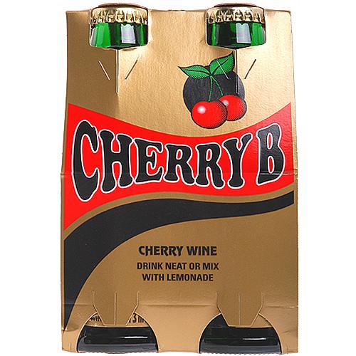Cherry B 4 Pack