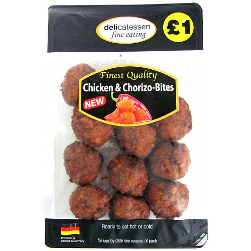 Dfe Chicken And Chorizo Bites PM £1