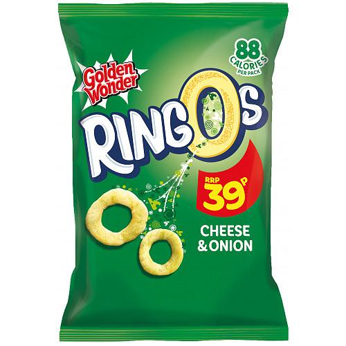 Ringos Cheese & Onion PM 39p