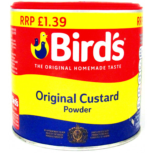 Birds Custard Powder PM £1.39