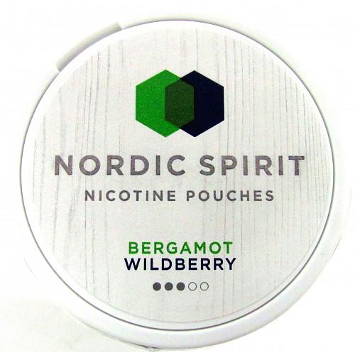 Nordic Spirit Bergamot Wildberry