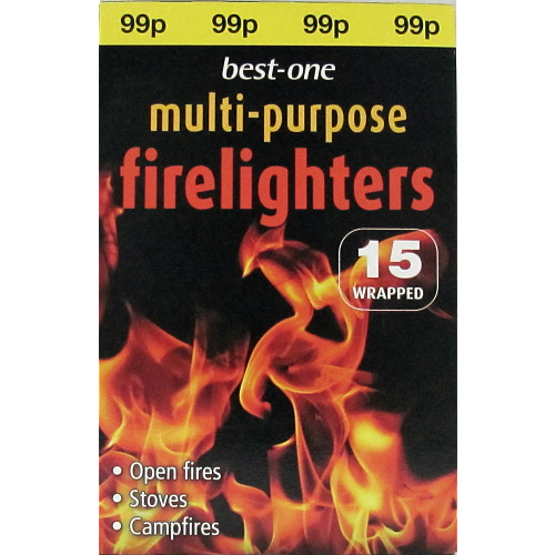 Bestone Firelighters PM 99p