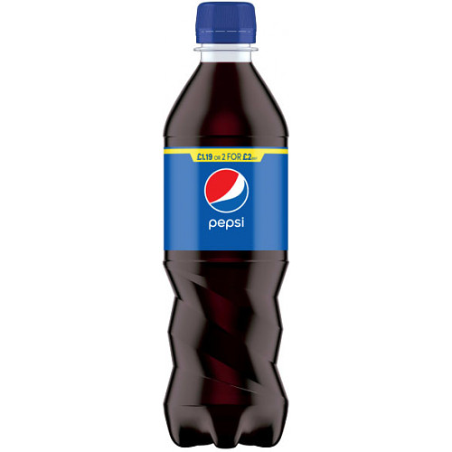 Pepsi Regular PM £1.19 2 For £2