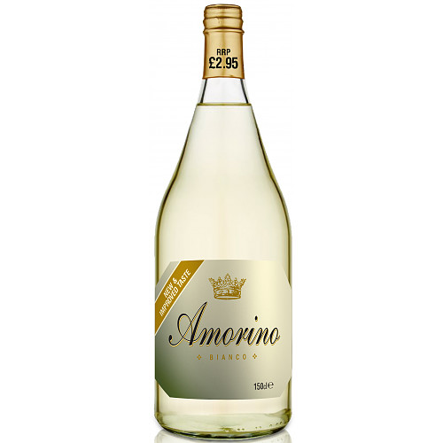 Amorino Sparkling Perry PM £2.95