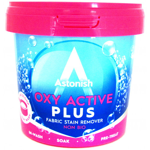 Astonish Oxi Active Stain Remover Powder