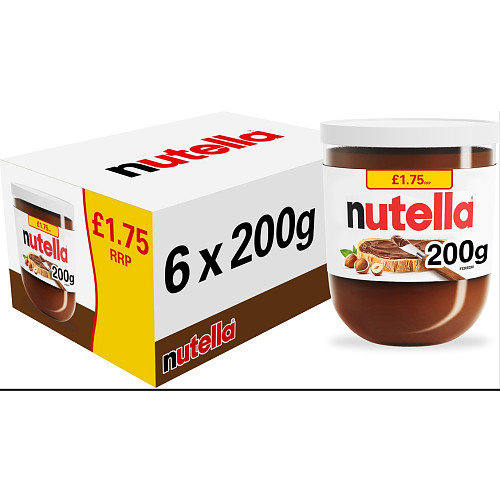 Nutella Spread PM £1.75