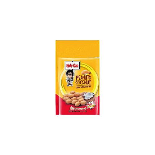Koh Kae Peanuts Coconut Cream Flavour Coated 90g