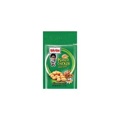 Koh Kae Chicken Flavoured Coated Peanuts