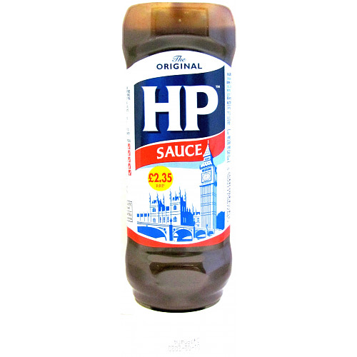 HP Brown Sauce PM £2.35