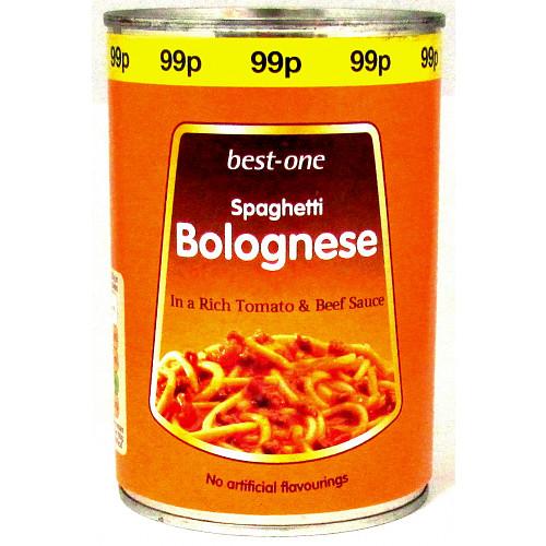 Bestone Spaghetti Bolognese PM 99p