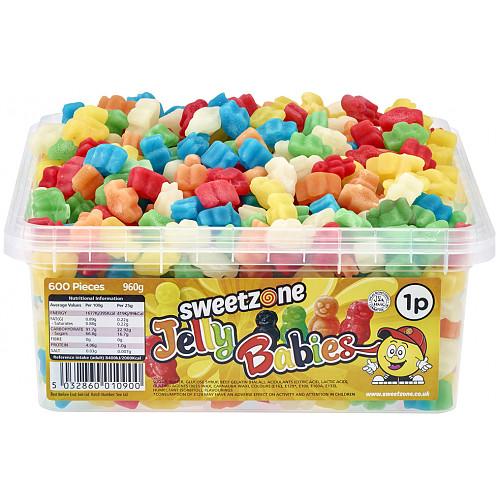 Sweetzone Jelly Babies 1p