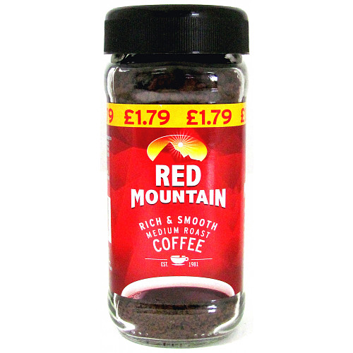 Red Mountain Coffee PM £1.79