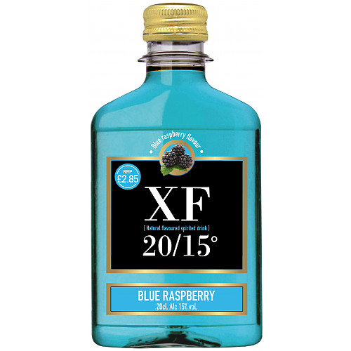 Xf20/15 Blue Raspberry PM £2.85