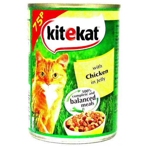 Kitekat Chicken In Jelly PM 75p