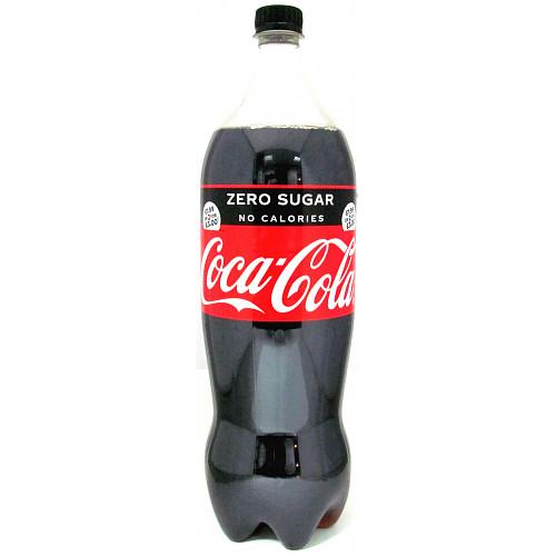 Coca-Cola Zero Sugar PM £1.99 Or 2 For £3