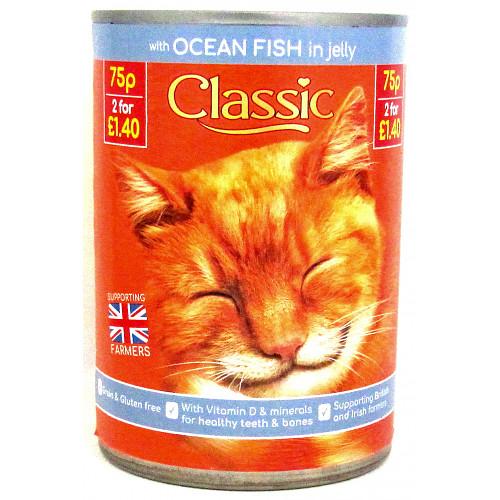 Classic Cat Ocn Fish PM75p
