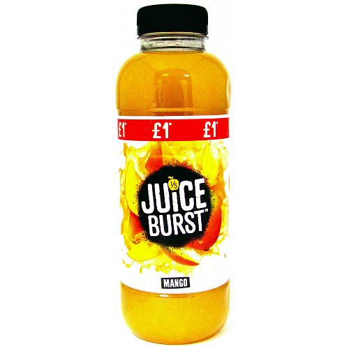 Juice Burst Mango PM £1