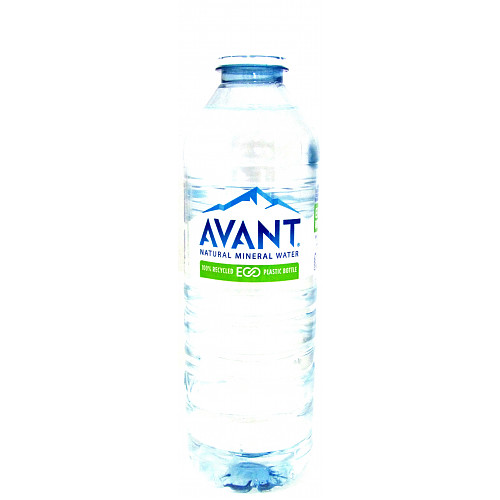 Avant Natural Mineral Water Sportscap