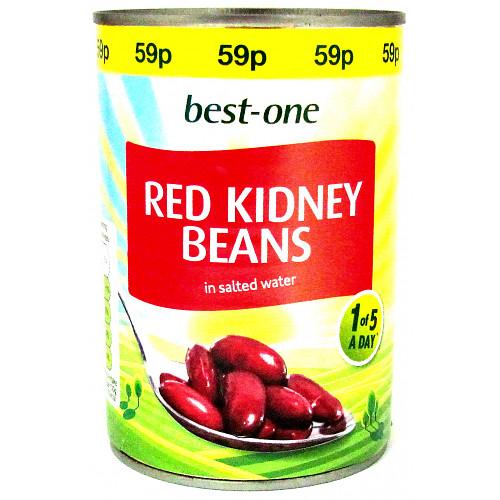 Bestone Red Kidney Beans In Brine PM 59p