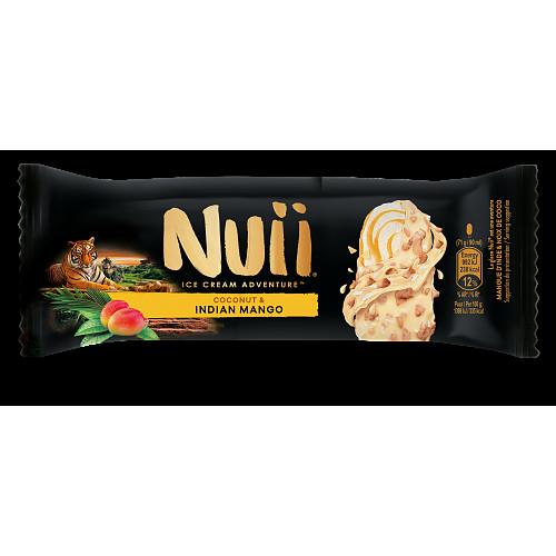 Nuii Ice Cream Adventure Coconut & Indian Mango 90ml