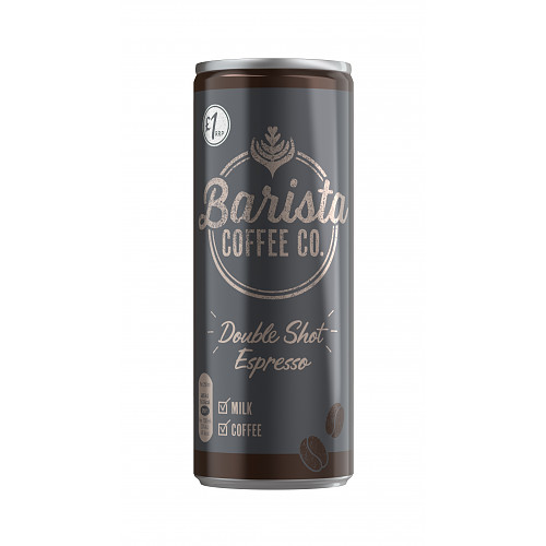 Barista Coffee Co Double Shot Espresso PM £1