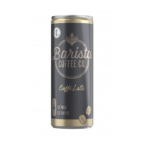 Barista Coffee Co Caffe Latte PM £1