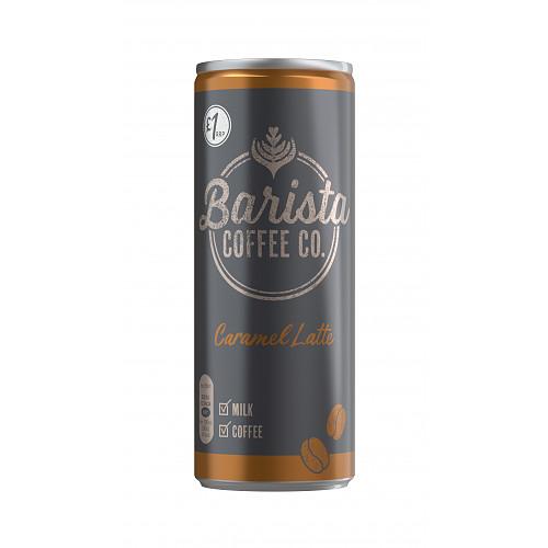 Barista Coffee Co Caramel Latte PM £1