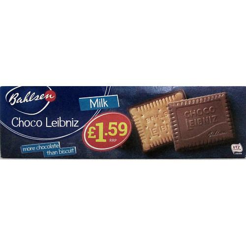 Bahlsen Choco Leibniz White Milk PM £1.59