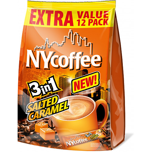 Ny Coffee 3 In 1 Salted Caramel