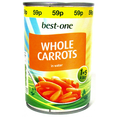 Bestone Whole Carrots PM 59p